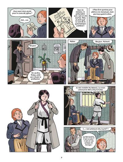 Page 7 Jujitsuffragettes - Les amazones de Londres