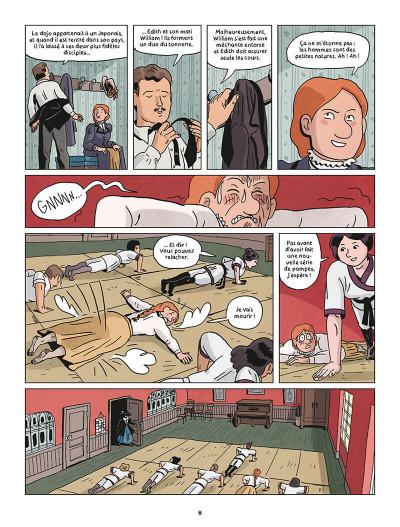 Page 8 Jujitsuffragettes - Les amazones de Londres
