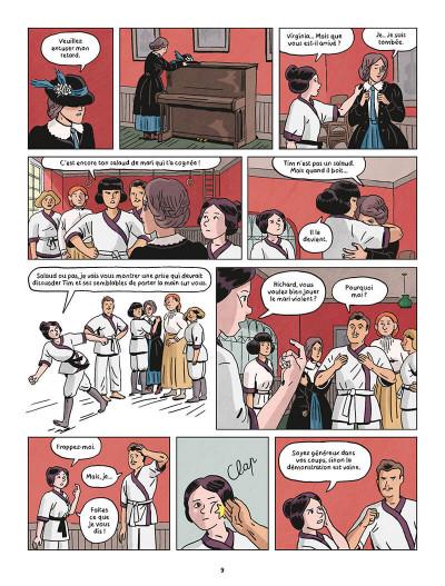 Page 9 Jujitsuffragettes - Les amazones de Londres