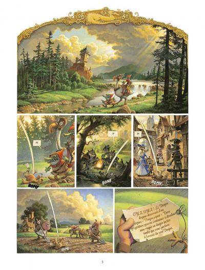 Page 1 Donjon Parade tome 6