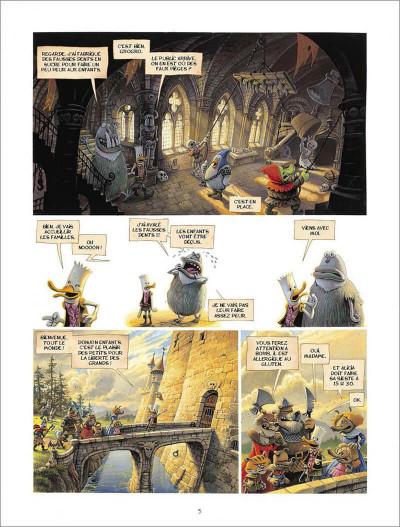 Page 3 Donjon Parade tome 6