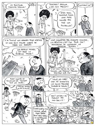 Page 3 Alain au pays des merveilles