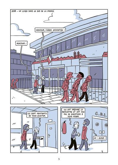Page 5 L'odyssée d'Hakim tome 3