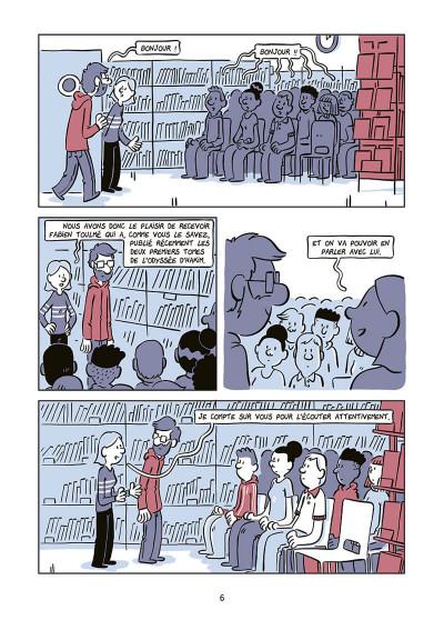 Page 6 L'odyssée d'Hakim tome 3