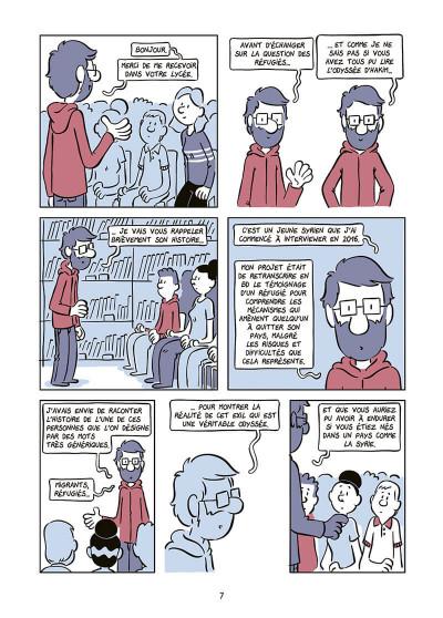 Page 7 L'odyssée d'Hakim tome 3