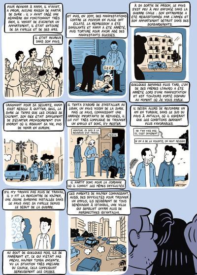 Page 8 L'odyssée d'Hakim tome 3
