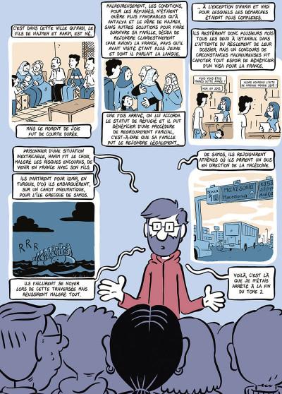 Page 9 L'odyssée d'Hakim tome 3