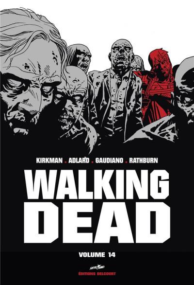 Couverture Walking dead - prestige tome 14