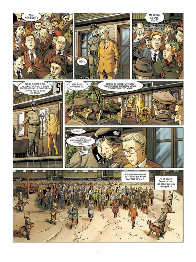 Page 5 Les frères Rubinstein tome 3