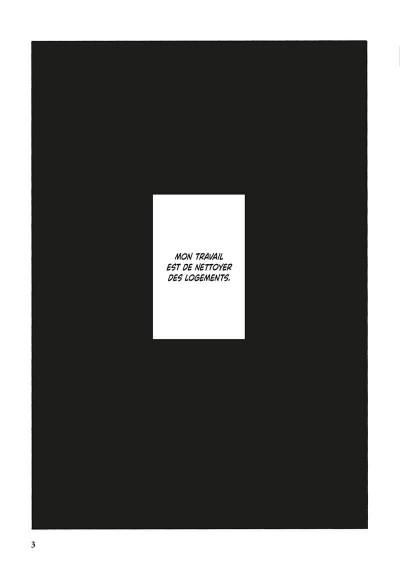 Page 3 Derrière le ciel gris tome 1