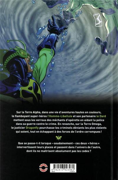 Dos L'autre terre tome 1