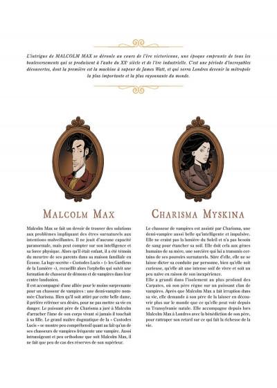 Page 2 Malcolm Max tome 2