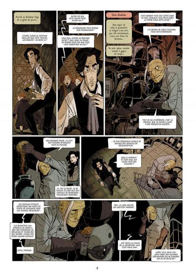 Page 8 Malcolm Max tome 2