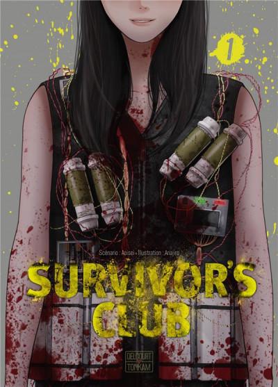 Couverture Survivor's club tome 1