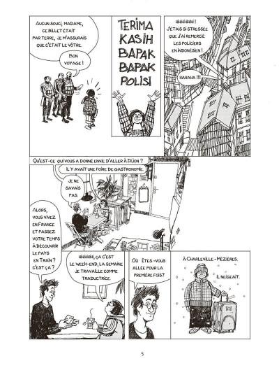 Page 5 Ma voisine est indonésienne