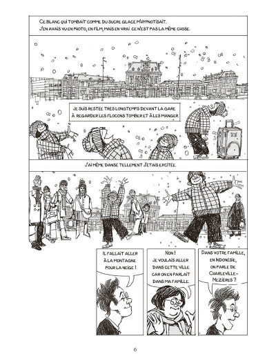Page 6 Ma voisine est indonésienne
