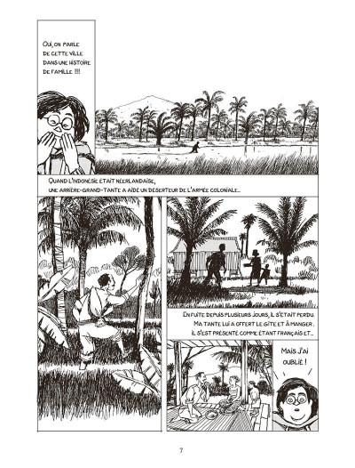 Page 7 Ma voisine est indonésienne