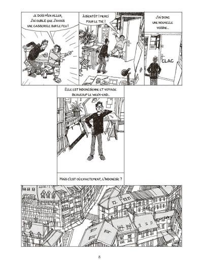 Page 8 Ma voisine est indonésienne