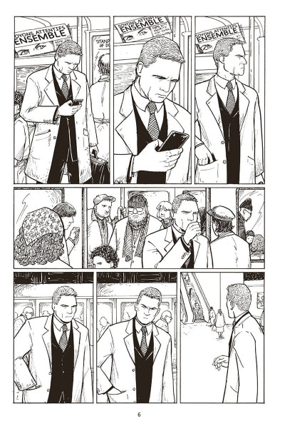 Page 6 Strangers in paradise - intégrale tome 4
