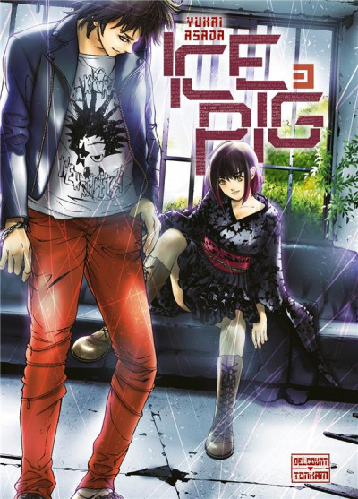 Couverture Ice pig tome 3