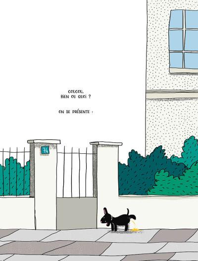 Page 4 À volonté - Tu t'es vue quand tu manges ?