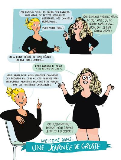 Page 7 À volonté - Tu t'es vue quand tu manges ?