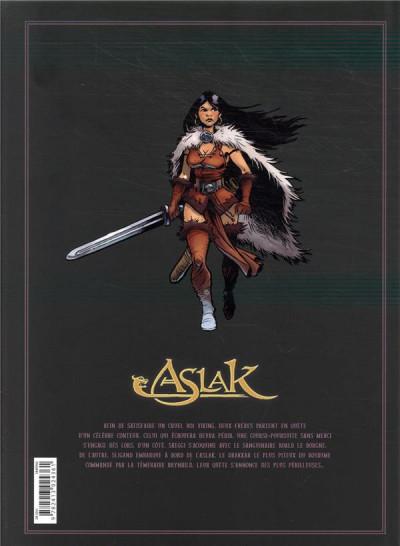 Dos Aslak - intégrale tomes 4 à 6