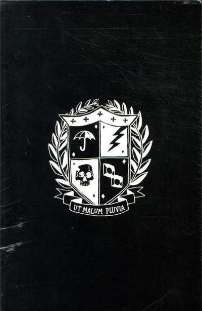 Dos Umbrella academy - coffret + ex-libris offert