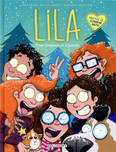 Couverture Lila tome 5