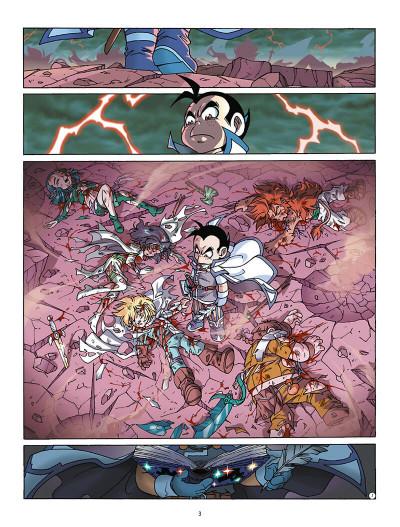 Page 6 Les Légendaires tome 23