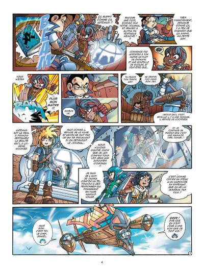 Page 7 Les Légendaires tome 23