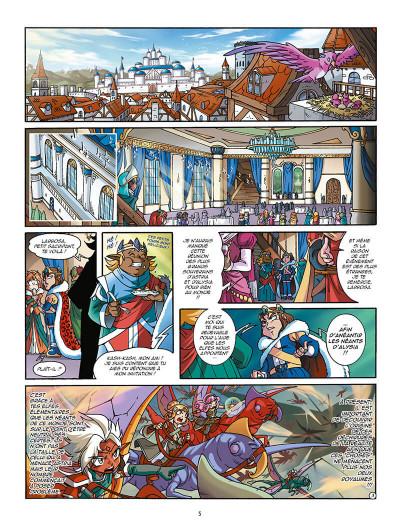 Page 8 Les Légendaires tome 23