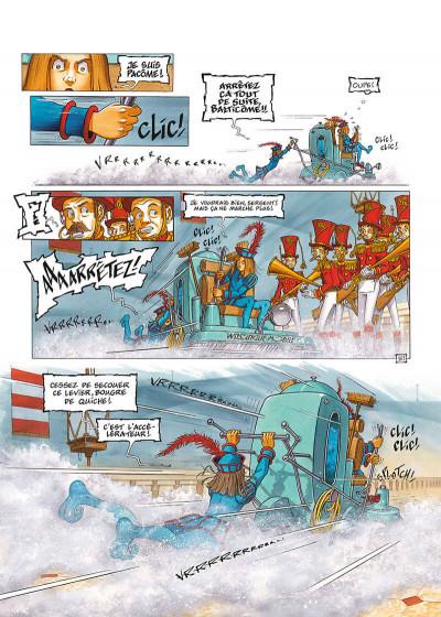 Page 5 La nef des fous tome 11