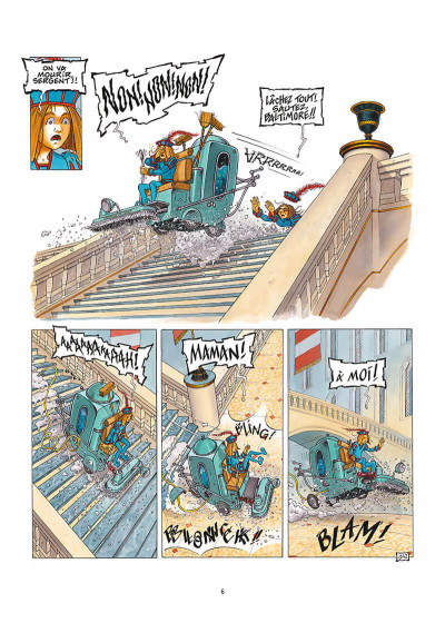 Page 6 La nef des fous tome 11