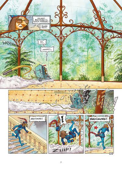 Page 7 La nef des fous tome 11