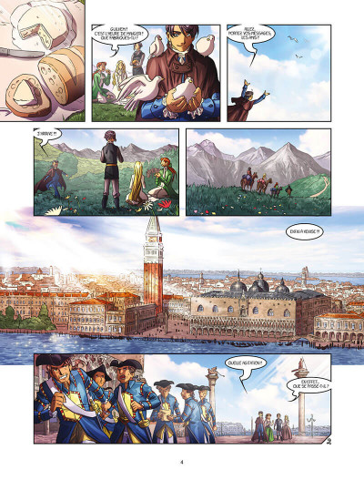 Page 4 La rose écarlate tome 17