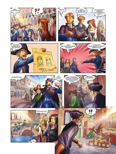 Page 5 La rose écarlate tome 17
