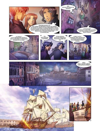 Page 7 La rose écarlate tome 17