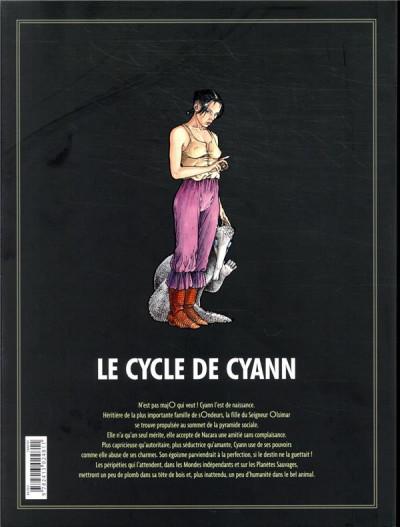 Dos Le cycle de Cyann - intégrale tomes 1 et 2 + la clé des confins