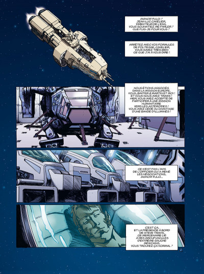 Page 3 Travis tome 15