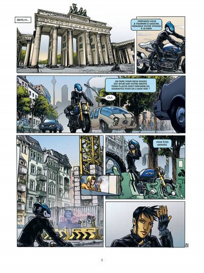 Page 5 Travis tome 15