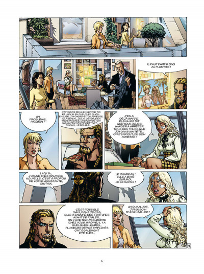Page 6 Travis tome 15