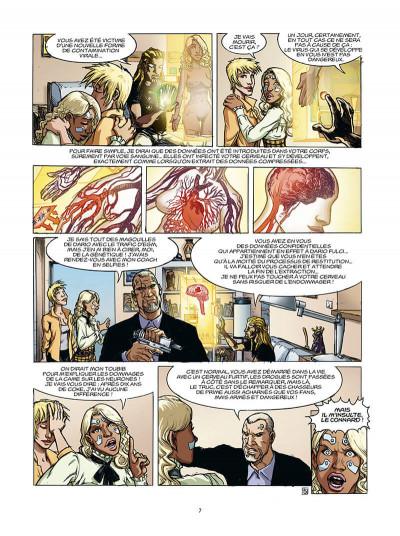 Page 7 Travis tome 15