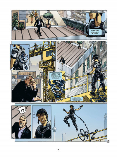 Page 8 Travis tome 15