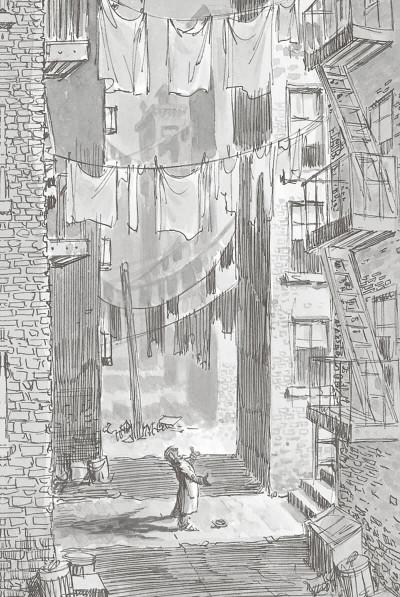 Page 2 La trilogie du Bronx - intégrale
