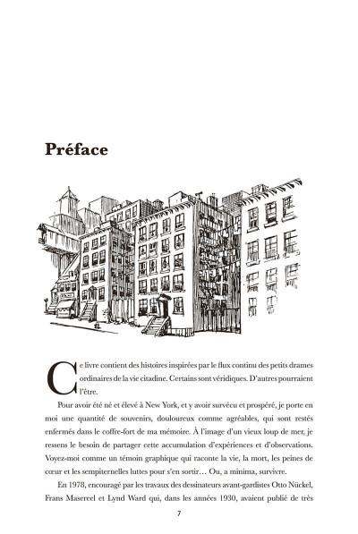 Page 7 La trilogie du Bronx - intégrale