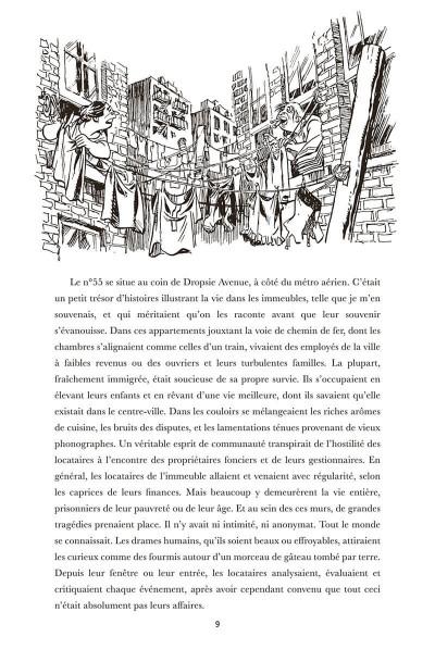 Page 9 La trilogie du Bronx - intégrale