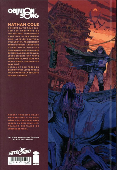 Dos Oblivion song tome 3