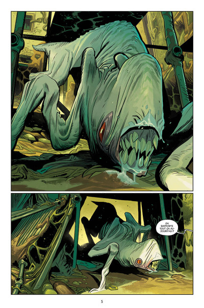 Page 5 Oblivion song tome 3