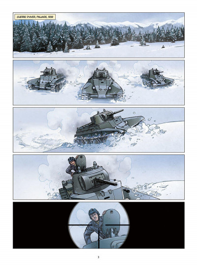 Page 3 Machines de guerre tome 4